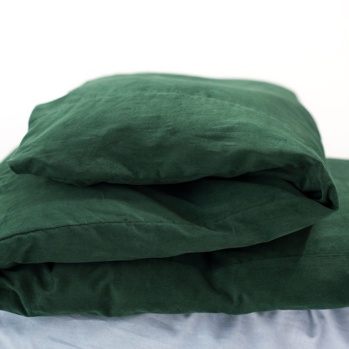 Charlie's Original Duvet Cover Green dorm room bedding