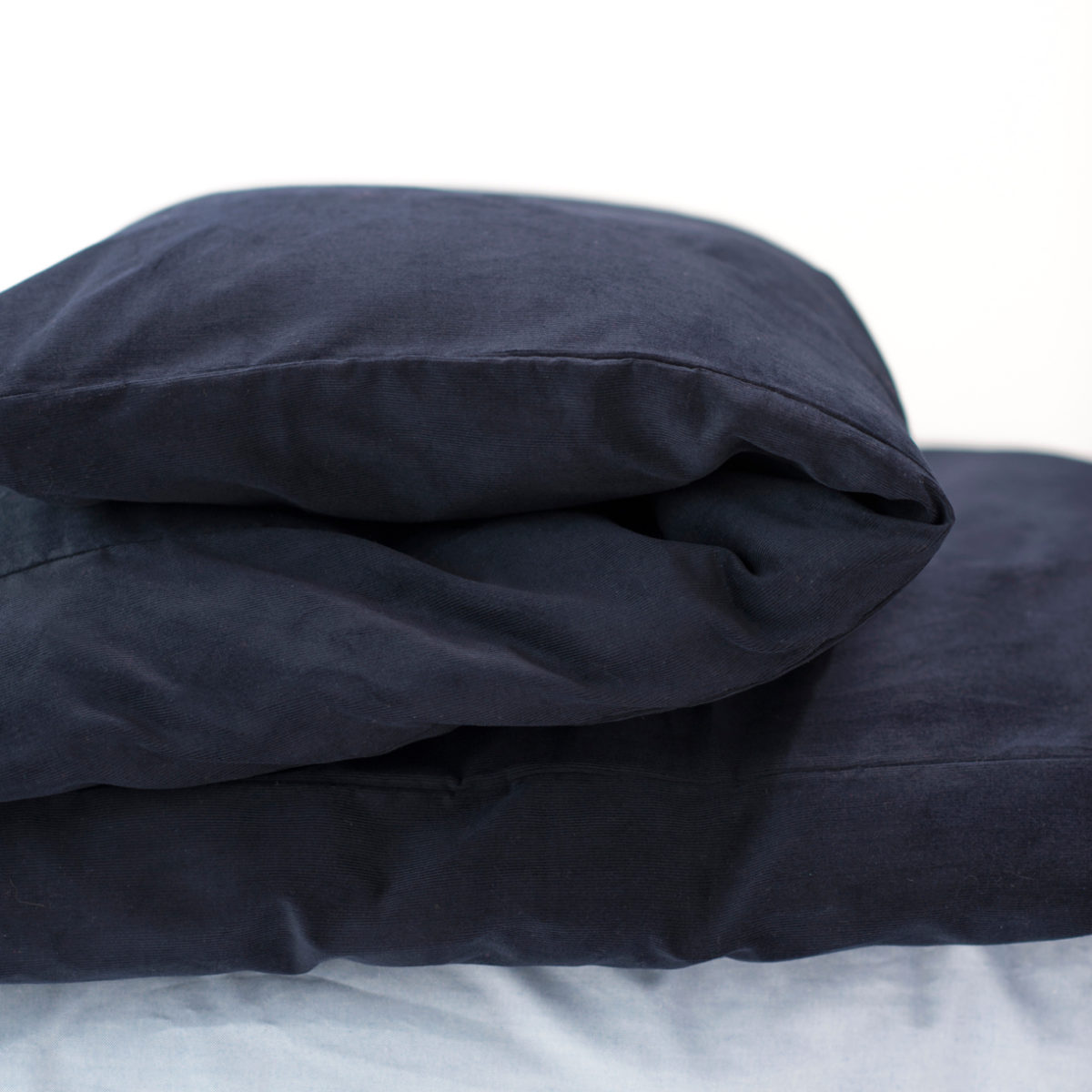 Charlie's Original Duvet Cover Navy Blue dorm room bedding